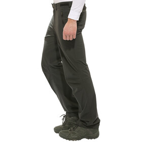 VAUDE Farley II lange broek stretch, regular zwart